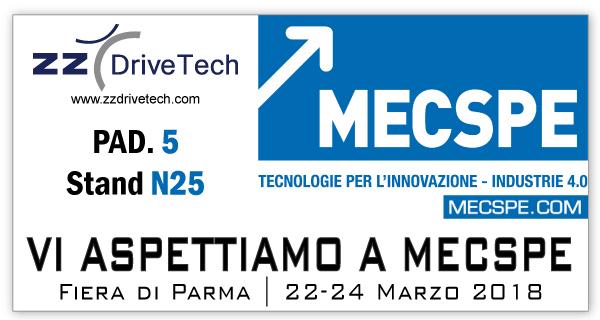MECSPE 2018 - Fiera di Parma