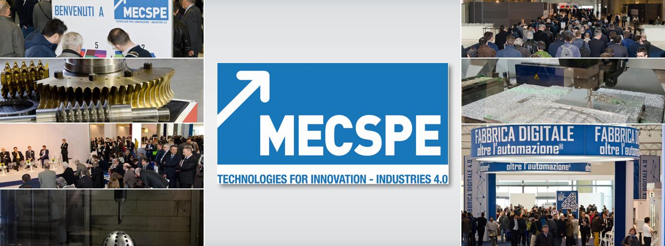 MECSPE 2018 Parma Fairground
